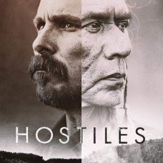 """Poster for the movie """"Hostiles"""""""