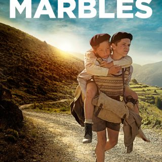 """Poster for the movie """"A Bag of Marbles"""""""