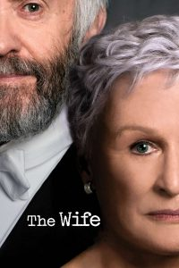 """Poster for the movie """"The Wife"""""""