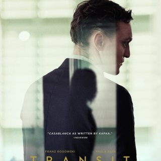 "Poster for the movie ""Transit"""