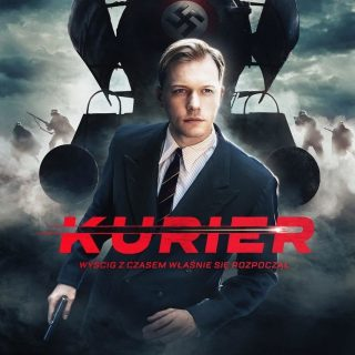 "Poster for the movie ""Kurier"""