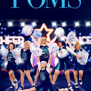 "Poster for the movie ""Poms"""