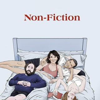 "Poster for the movie ""Non-Fiction"""