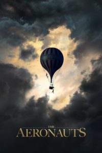 "Poster for the movie ""The Aeronauts"""