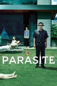 """Poster for the movie """"Parasite"""""""