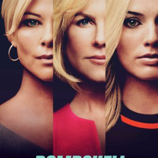 "Poster for the movie ""Bombshell"""