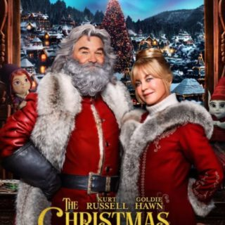 "Poster for the movie ""The Christmas Chronicles 2"""